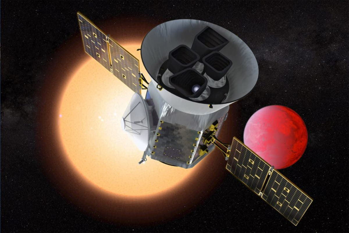 Unlike Any Planet In Our Solar System New Tess Discovery The Daily Galaxy