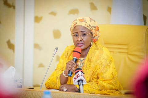 No more 'wife of the president', I'm now First Lady – Aisha Buhari