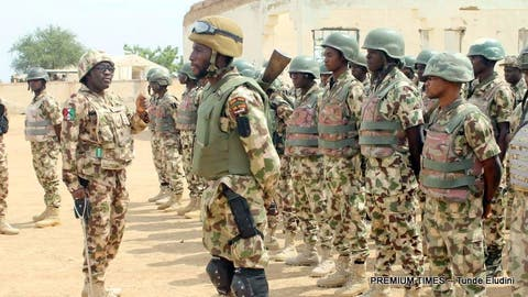 Nigerian Army arraigns 14 officers accused of murder, kidnapping