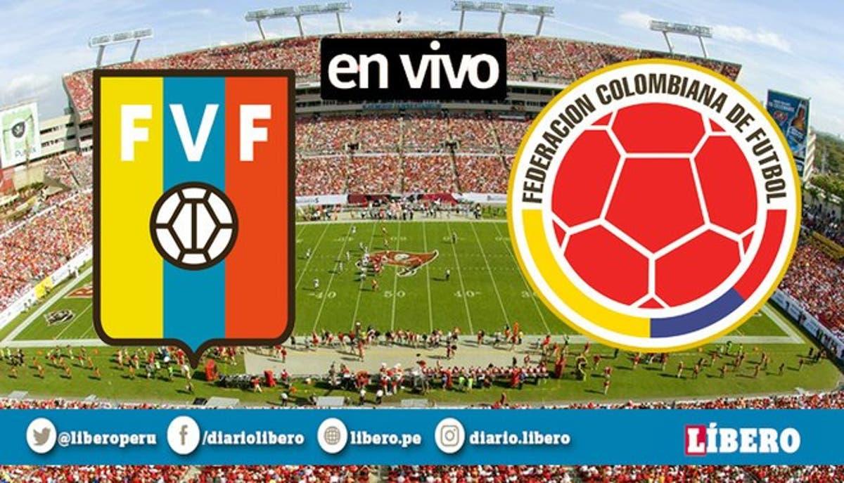 Venezuela vs Colombia EN VIVO RCN ONLINE Caracol EN VIVO HOY